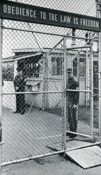 Fort Dix Gate 1969